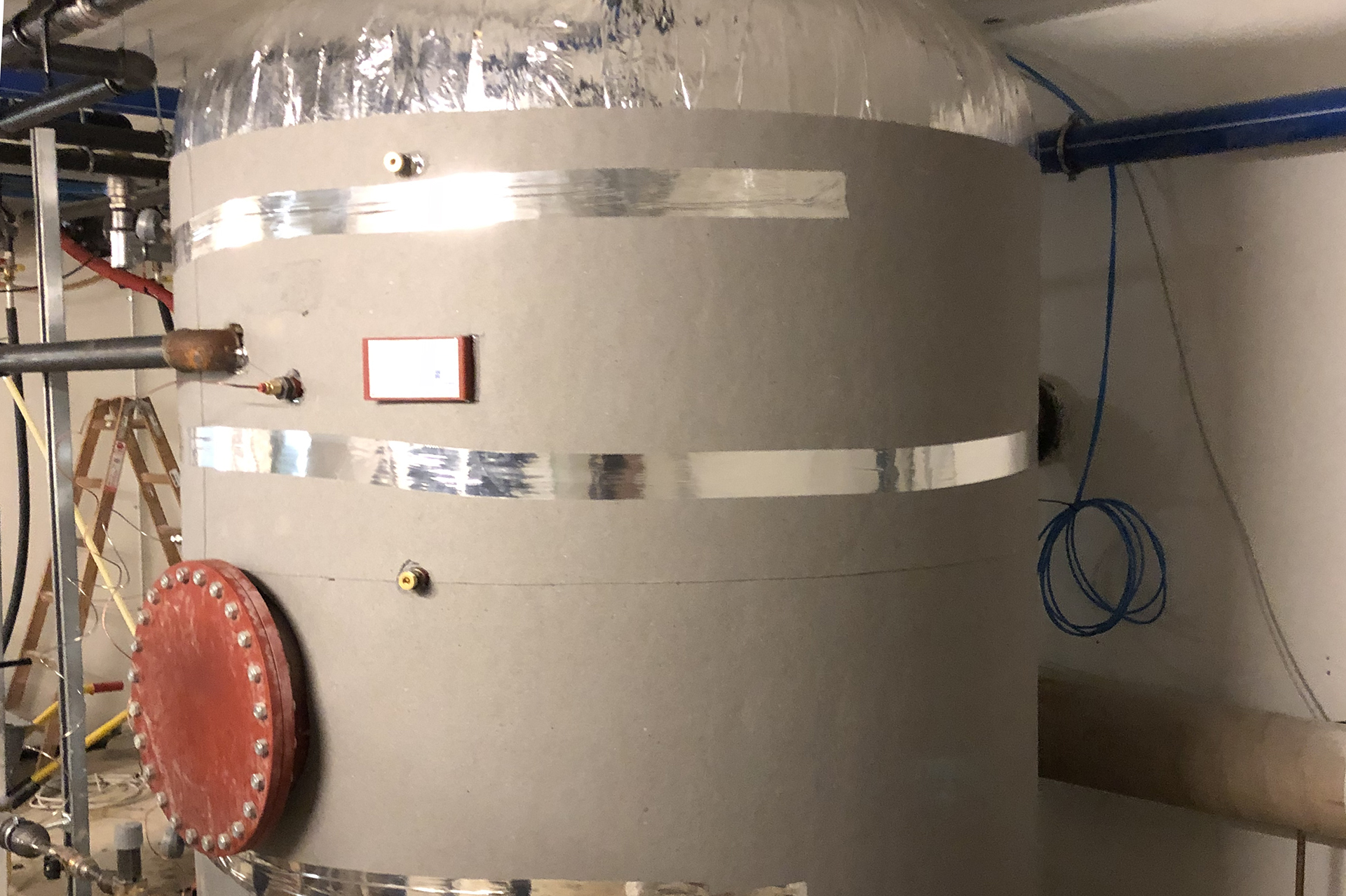 Varmtvandsbeholder